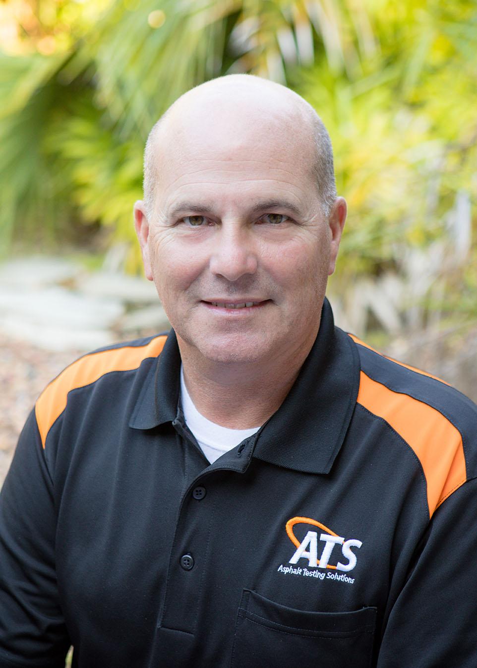 Steve McReynolds, ATS Director of Operations