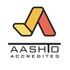 AASHTO Accreditation Logo
