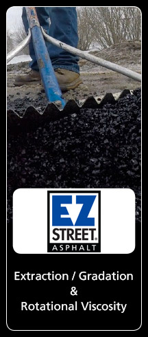EZ Street Cold Mix Asphalt Performance Testing