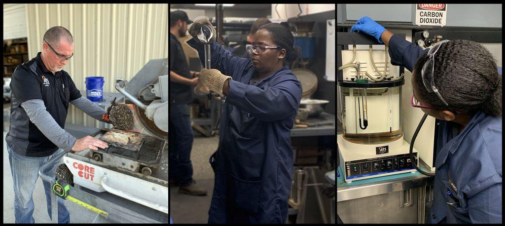 Asphalt Binder Testing at ATS Jacksonville