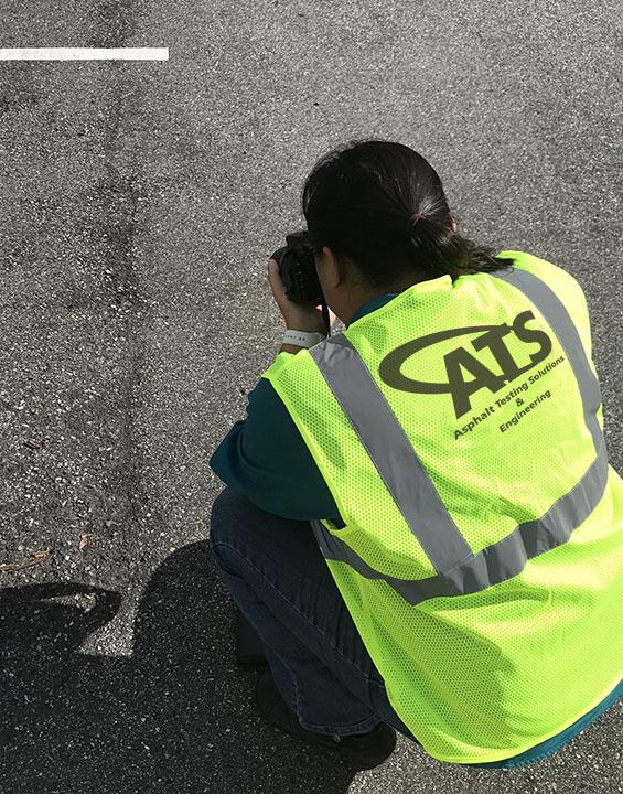 ATS Engineering Assessing Pavement Distress