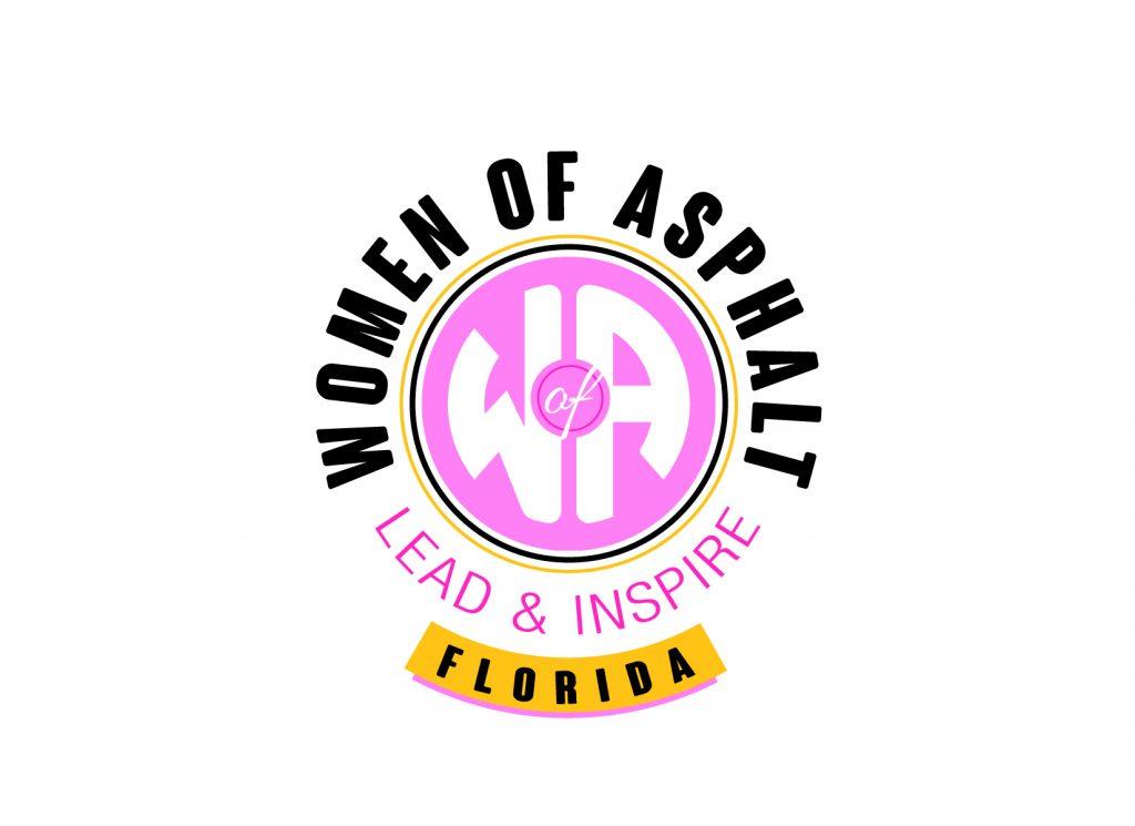 Women of Asphalt Florida Branch logo